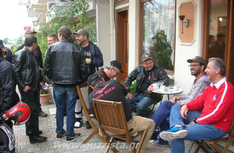 2o Raduno Area Mediterranea-Moto Guzzi World Club