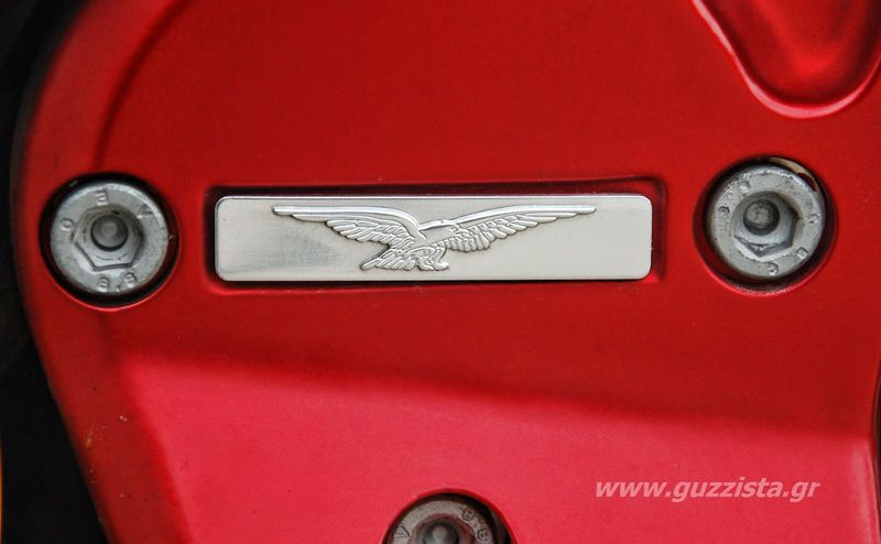V11 Le Mans Rosso Corsa