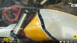 Moto Guzzi V85TT: inizia la produzione