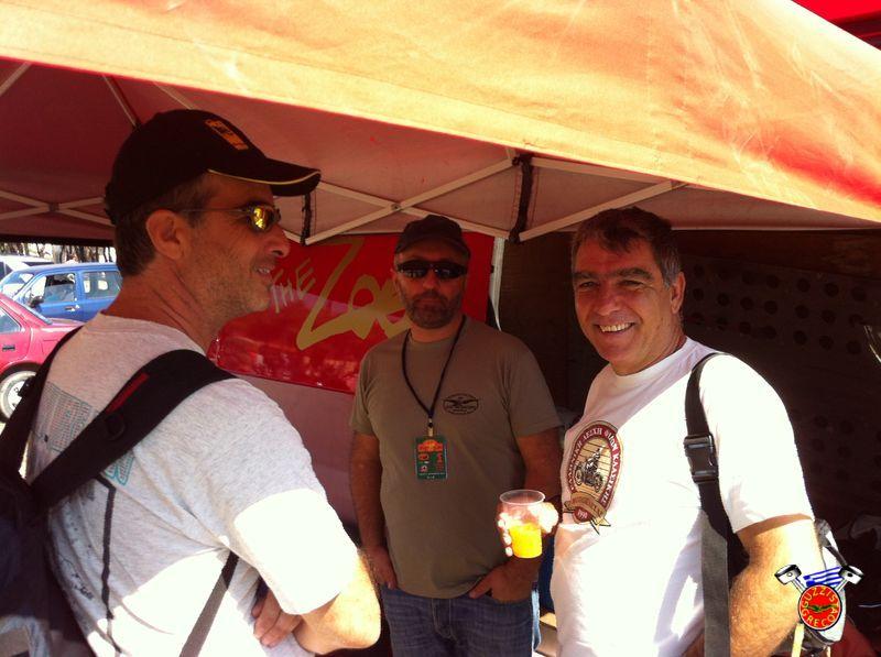 Τατόϊ Αγώνας 2012