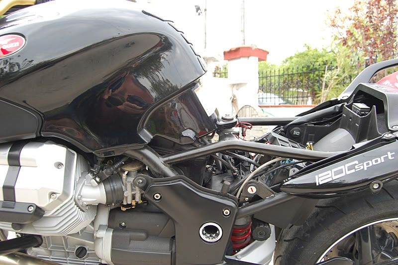 Airfilter MGsport1200 4