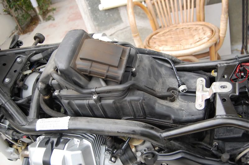 Airfilter MGsport1200 7