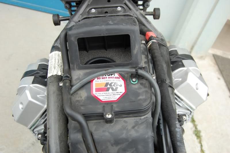 Airfilter MGsport1200 9g