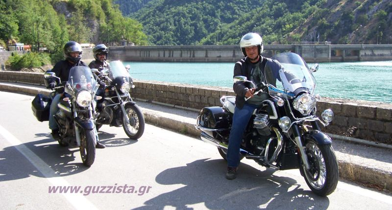 Μοτο Guzzi: California 1400 touring